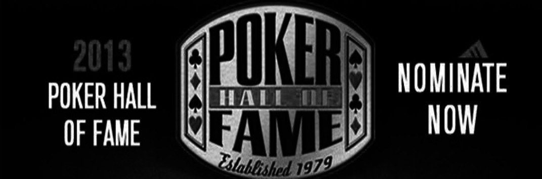 Poker Hall of Fame 2013