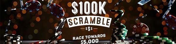 $100K Scramble Freerolls от Full Tilt