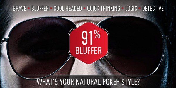 Natural Born Poker Player