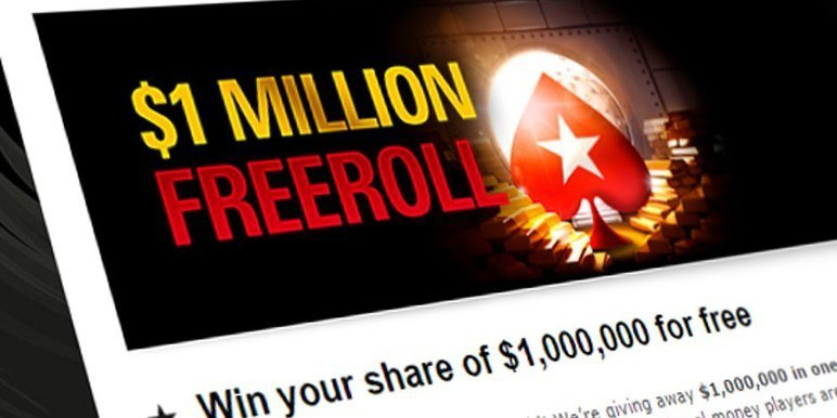 1 million freeroll