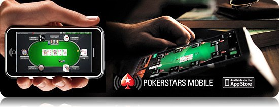 pokerstars на айфон