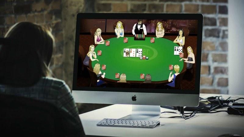 сленг онлайн покер